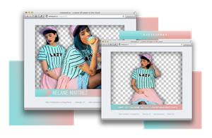 Pack Png 1031 //  Melanie Martinez by ExoticPngs