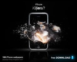iphone killer by gegetlonely