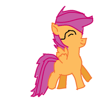 Failed scootaloo by FriendshipisSurprise