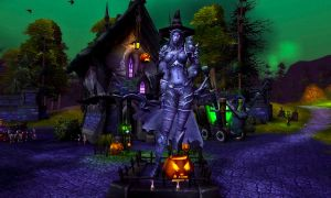 Halloween In Brill by MordsithCara