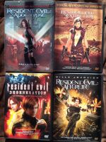 Resident Evil movie collection by julianDB92