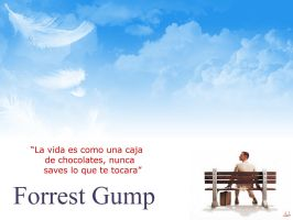 Forrest Gump by darklink175