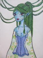 Water Lily by Pink-Pretty666