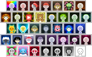 Icon Collection by Smiley-Fakemon