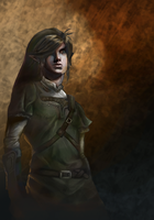 LINK- Twilight Princess by JenPenJen