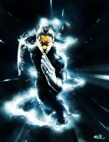 Quicksilver -like a speed of light- by stealthcache