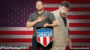 Jack Swagger and Zeb Colter Wallpaper 2014 by Fabian-Winchester
