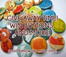 ENTER MY GIVE AWAY!! by michellescribbles