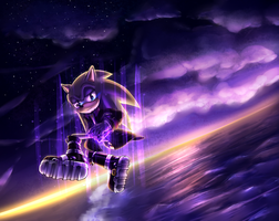 Chaos Emerald's Energy by eliacube