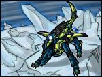 MetalGarurumon:Icy Friendship by Kiarou