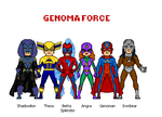 Genome Force by Opico