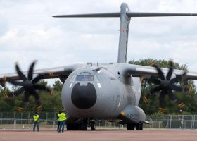 Airbus A400M by dog123456
