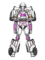 Arcee Sketch by Jochimus