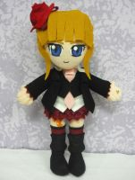 Beatrice Plush by Nikicus