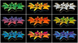 LSW GRAFF by HENCHMENART
