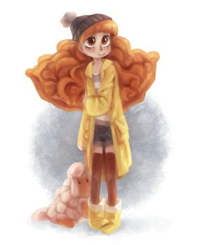 WoD - Little Nadia by Siltae