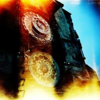 Time is burning by oderycke