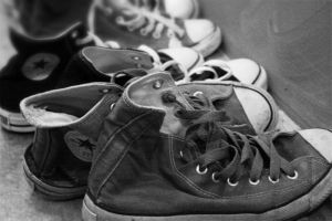 Not just shoes by Ruun