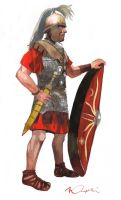 Republican Legionary II by pegasusandco