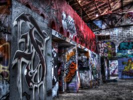 UrbEx HDR XIV by digitalminded