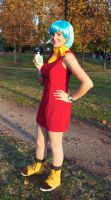 Bulma DB Z Cosplay by Tanpopo89