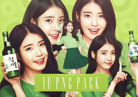 IU PNG PACK by Yourlonglostsister
