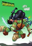 Leo and Karai by DarkerEve