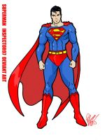 Superman by Inspector97