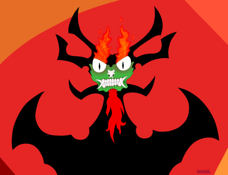 The Evil that is Aku! by 0-DarknesShade-0
