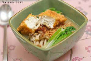 Fish noodle 1 by patchow