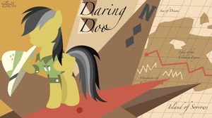 Daring Doo and the Island of Sorrows by kellyn28
