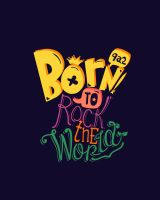 9a2 Class - Born to rock the word by ryeddh20