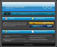New Portfolio by: gugiserman by WebMagic