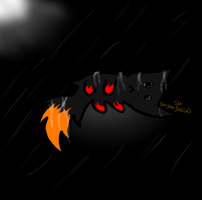 ~Left Out In The Rain~ by Dragongod2o0