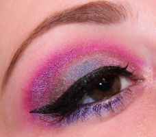 DGC Oil Slick Makeup by Luhivy