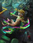 At the Rave by CBSorgeArtworks