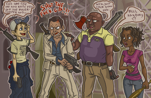 L4D2: True Friendship... by sparkyHERO
