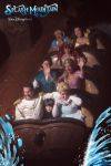PCG : Splash Mountain by Lil-Kute-Dream