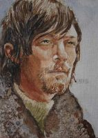 Norman Reedus by Ans-Westdorp