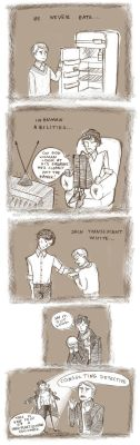 Sherlock Is A Vampire by leightonton