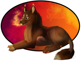 AT: .: Sparks :. by SillyTheWolf