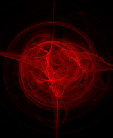 Red Vortex by GoateeGuy