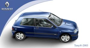 Renault Clio 16V by Varges