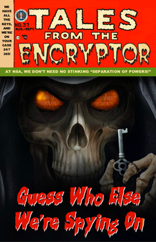 Tales From the Encryptor by poasterchild