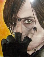 Jared Leto by BANE-OF-MY-EXISTENCE