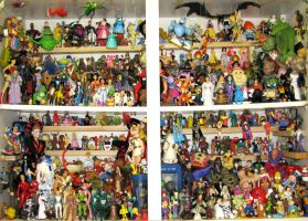 our geek cupboard by nightwing1975