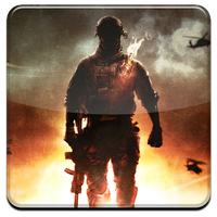 Battlefield 3 HQ DOCK ICON PNG 2 by Djblackpearl