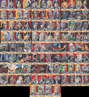 The Walking Dead Sketch Card Series 2 by 1314