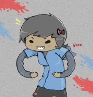New I.D. (this time, forsure) by Steam-maiden