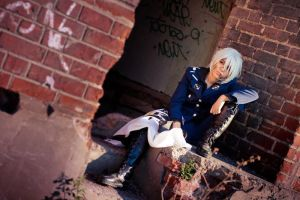 Hetalia - Prussia by winged--icarus